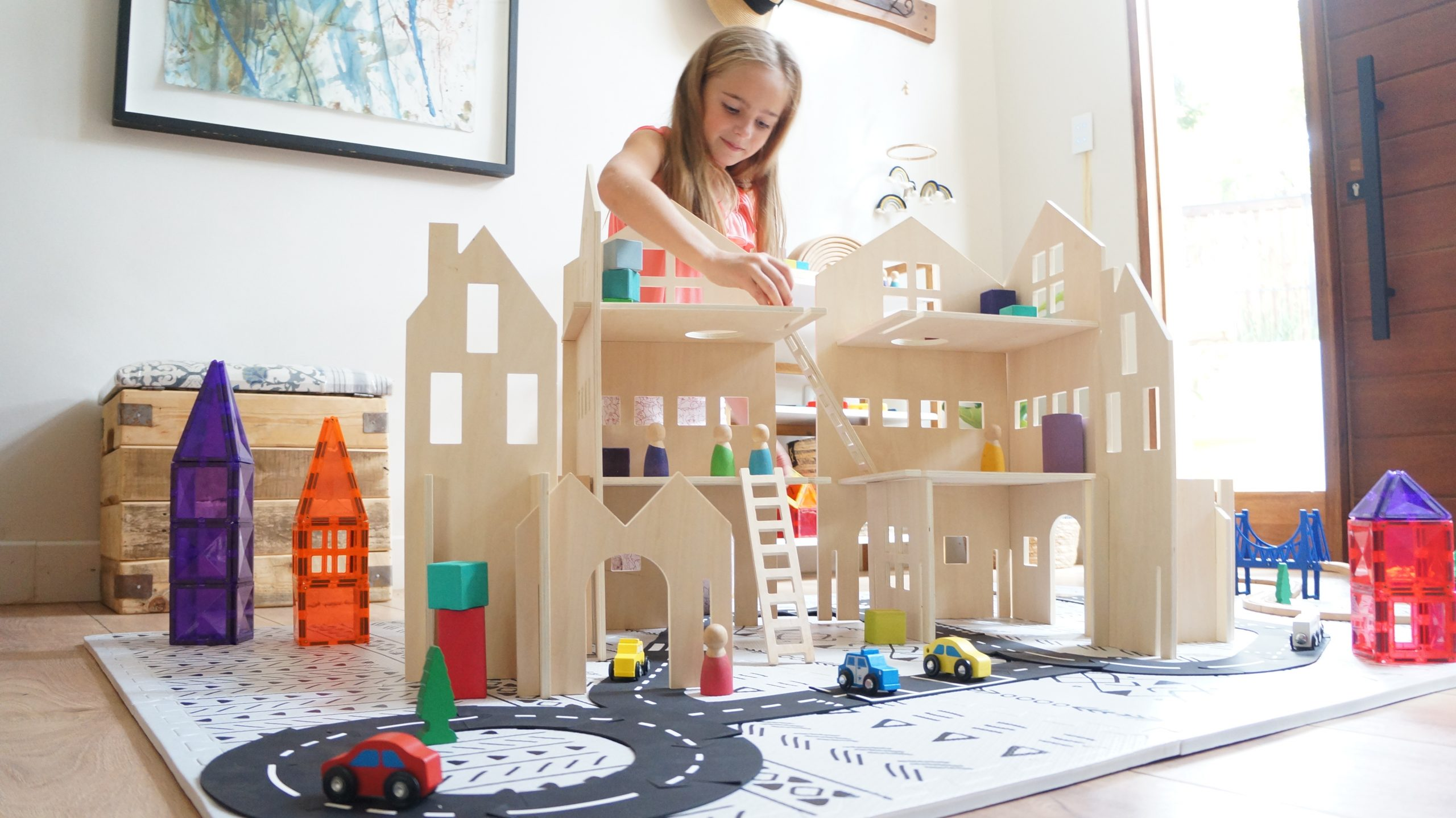 Kidsy | MODULAR PLAYHOUSE